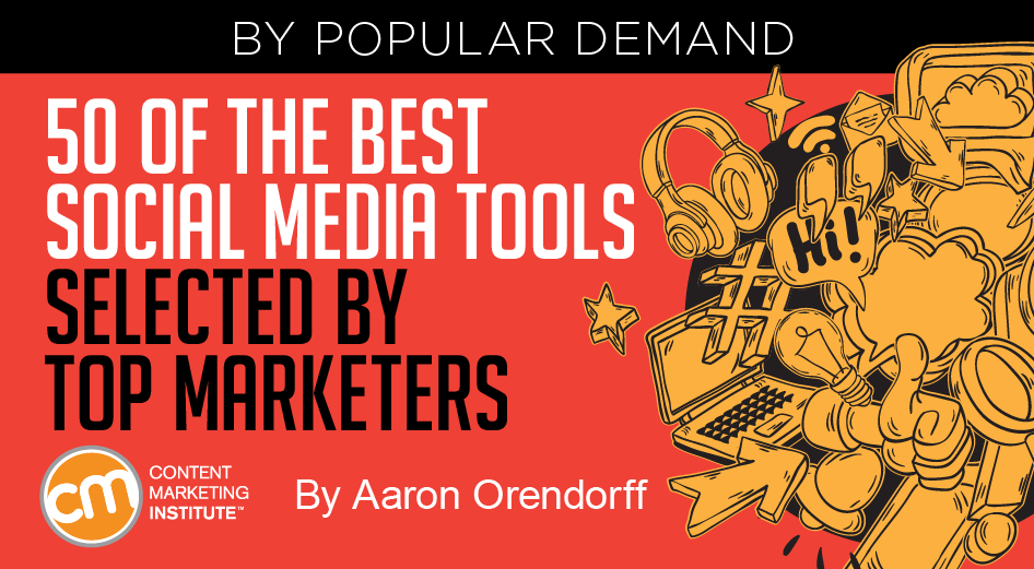 50 Best Marketing Tools