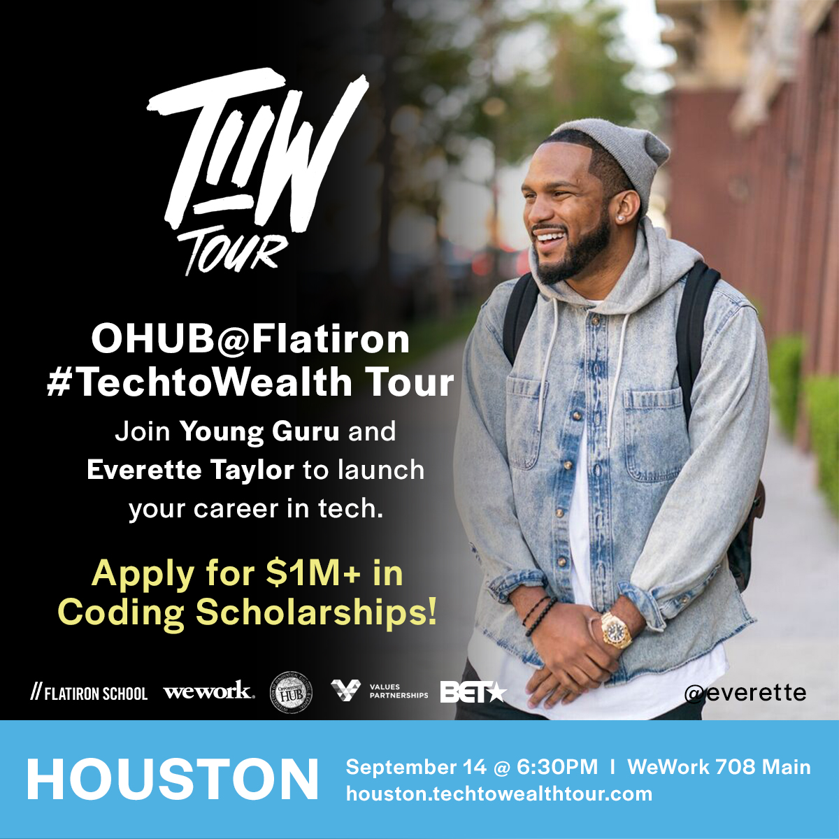 Tech to Wealth Tour